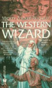 The Western Wizard novel cover art